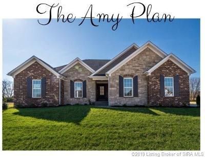 Clark County Single Family Home For Sale: 6109 Jackson Fields Drive