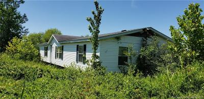Crawford County Single Family Home For Sale: 4370 Curby Road