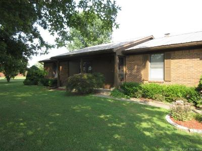 Clark County Single Family Home For Sale: 9606 Tunnel Mill Road