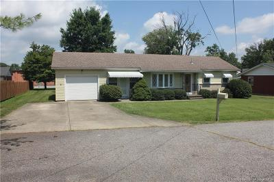 Floyd County Single Family Home For Sale: 1431 Laib Drive