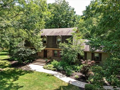Floyd County Single Family Home For Sale: 4045 Tanglewood Drive