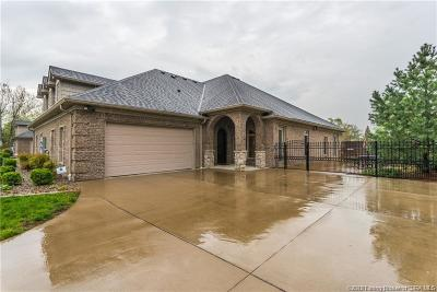 Clark County Single Family Home For Sale: 3707 Riverwalk Court