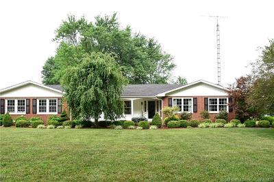 Scott County Single Family Home For Sale: 288 S Boatman Road