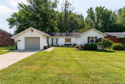 Clark County Single Family Home For Sale: 1802 Flintlock Drive