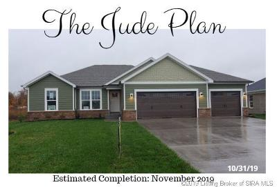 Charlestown Single Family Home For Sale: 6426 Goldrush Boulevard