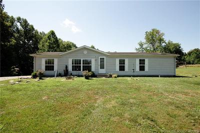 Harrison County Single Family Home For Sale: 2687 Squire Boone Road SW