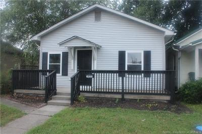 Floyd County Single Family Home For Sale: 1931 Silver Street