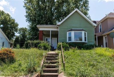 New Albany Single Family Home For Sale: 1618 E Main Street