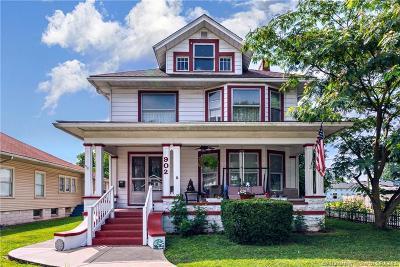Jeffersonville Single Family Home For Sale: 902 E Maple Street