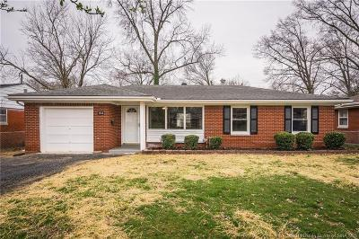 New Albany Single Family Home For Sale: 2589 W Robin Road