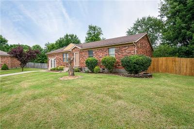 Clark County Single Family Home For Sale: 4607 Dunbar Drive