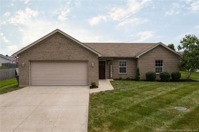 Clark County Single Family Home For Sale: 12018 Columbus Mann Road