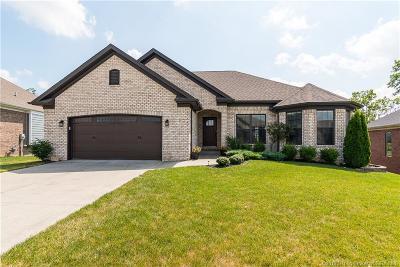 Clark County Single Family Home For Sale: 5814 Hartford Lane