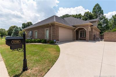 Clark County Single Family Home For Sale: 3706 Riverwalk Court