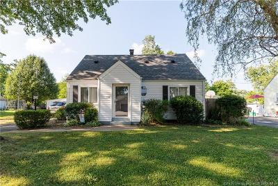 New Albany IN Single Family Home For Sale: $163,500