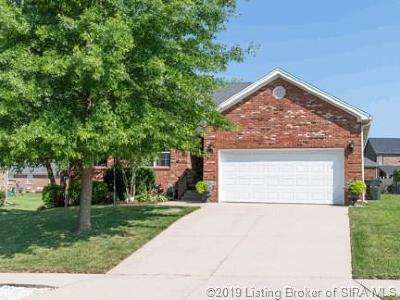 Clark County Single Family Home For Sale: 3207 Rosemont Drive