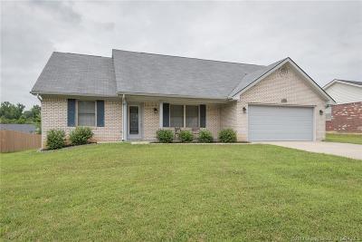 Clark County Single Family Home For Sale: 2221 Honeysuckle Way