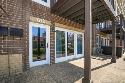 Jeffersonville Single Family Home For Sale: 612 W Riverside Drive
