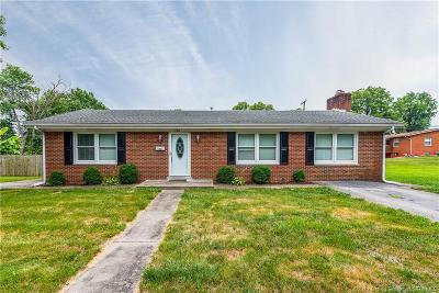 Clark County Single Family Home For Sale: 106 Millview Street