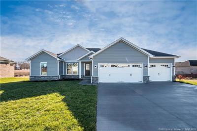 Clark County Single Family Home For Sale: 6424 Goldrush Boulevard