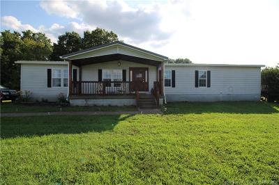 Clark County Single Family Home For Sale: 2115 Pfister Road