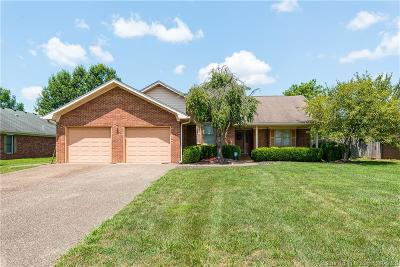Floyd County Single Family Home For Sale: 4303 Jeffers Drive