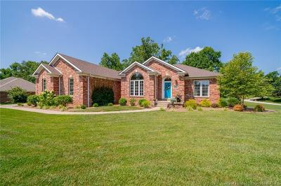Floyd County Single Family Home For Sale: 5176 Galen Court
