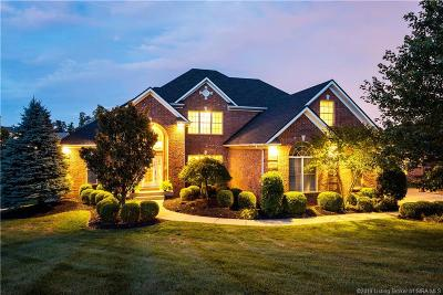Floyds Knobs Single Family Home For Sale: 4107 Versailles Court