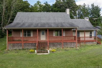 Greenville Single Family Home For Sale: 7350 Borden Road