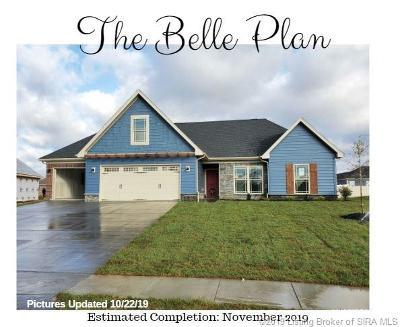 Charlestown Single Family Home For Sale: 6415 Goldrush Boulevard