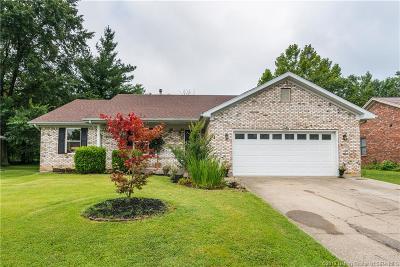 Floyd County Single Family Home For Sale: 3218 Creekwood Court
