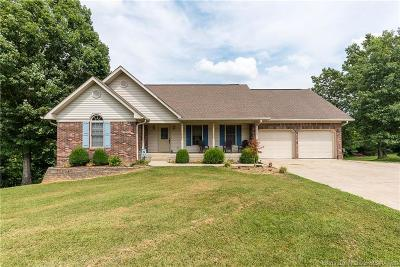 Harrison County Single Family Home For Sale: 7082 Bluebird Lane SE