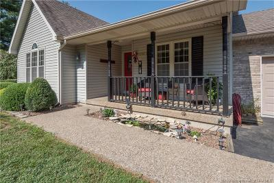 Harrison County Single Family Home For Sale: 1255 Parkwood Drive NW
