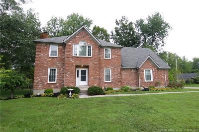 Sellersburg Single Family Home For Sale: 804 Regents Park Road