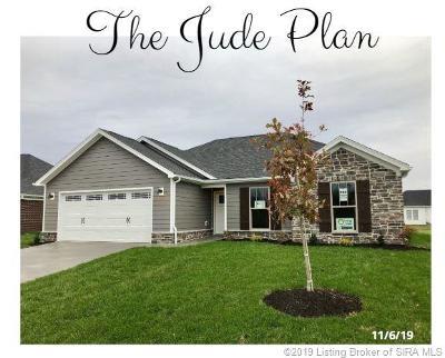 Charlestown Single Family Home For Sale: 6419 Goldrush Boulevard