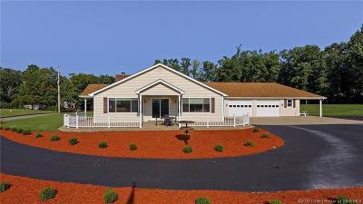 Harrison County Single Family Home For Sale: 11190 Bradford Road