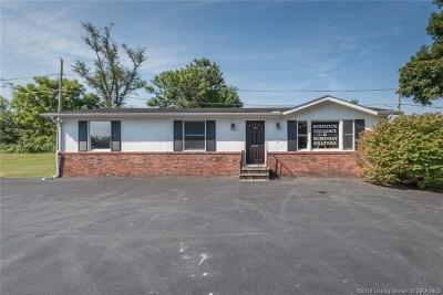 Harrison County Single Family Home For Sale: 1345 Hwy 64 NW
