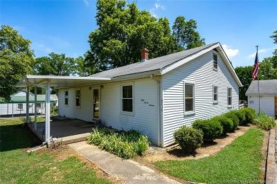 Floyd County Single Family Home For Sale: 4716 Grant Line Road