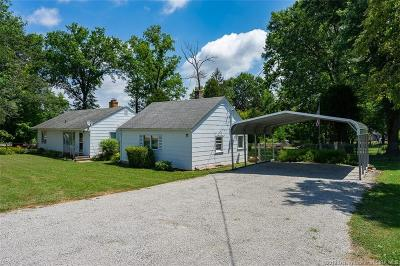 Floyd County Single Family Home For Sale: 4720 Grant Line Road