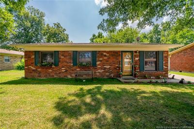 Clarksville Single Family Home For Sale: 1503 Thames Drive