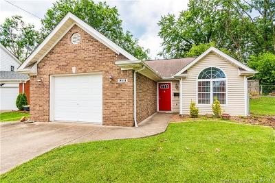 New Albany Single Family Home For Sale: 2111 Fairway Court