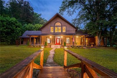 Crawford County Single Family Home For Sale: 399 E Rainforth Road