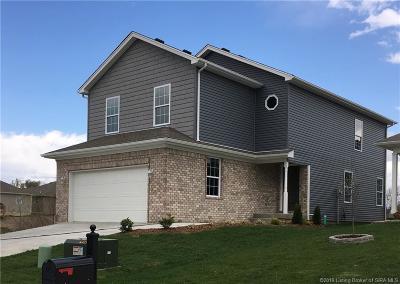 Sellersburg Single Family Home For Sale: 7014 Meyer Loop 149mm