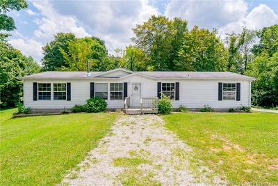 Harrison County Single Family Home For Sale: 97 Hartman Court NE