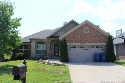 Sellersburg Single Family Home For Sale: 11526 Forest Hill Circle