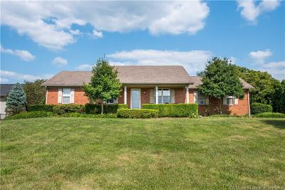 Floyd County Single Family Home For Sale: 3526 Kepley Road