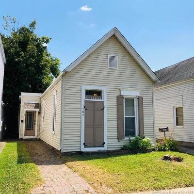 Floyd County Single Family Home For Sale: 1404 Culbertson Avenue