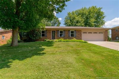 Floyds Knobs Single Family Home For Sale: 4340 Country View Drive