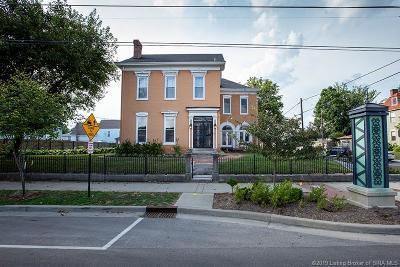 Floyd County Single Family Home For Sale: 1417 E Main Street