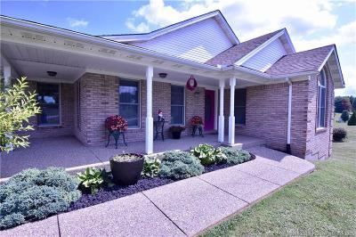 Charlestown Single Family Home For Sale: 7426 Gagnon Lane